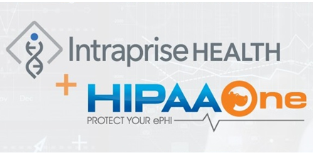 HGP Advises HIPAA One in Merger with Intraprise Health